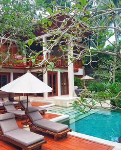 Royal Suite Villa ✨ Loc: Four Seasons Sayan - Ubud 💚💚💚 Pic by . Napoleon Hill, Transformers, Ubud, Adventure Awaits, What Is Like, Four Seasons, Wonderful Places, Bali, World