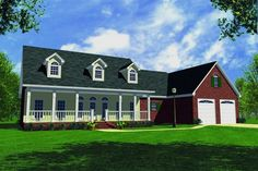 HDC-2138-1 is a 2,318 sq. ft./ 3 bedroom/ 3 bath house plan that you can view online at http://www.homedesigncentral.com/detail.php?planid=HDC-2138-1#
