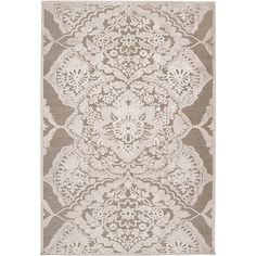 @Overstock.com - Woven Castula Green Gray Viscose/ Chenille Rug (7'6 x 10'6) - This classic rug is woven in Turkey from viscose and chenille. The lace pattern in the muted shades green gray and silver will add a sense of elegance to your room.    http://www.overstock.com/Home-Garden/Woven-Castula-Green-Gray-Viscose-Chenille-Rug-76-x-106/7280159/product.html?CID=214117  $249.99