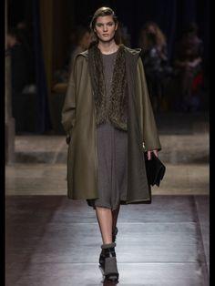 Le défilé Hermès Automne-Hiver 2014-2015