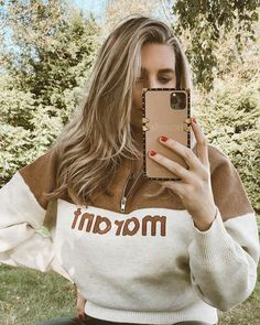 """Claire Chanelle CHOUQUETTE on Instagram: """"Jumper of the season via @netaporter Linked in stories but also head over to my website to see my Autumn/Winter must haves. Link in bio…"""""""