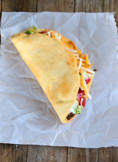 Gluten Free Chalupas—a Taco Bell Copycat Recipe - Gluten-Free on a Shoestring