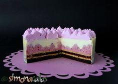 Tort Entremet cu mure si ciocolata 2