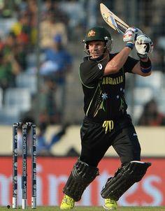 Australia Cricket   Big Bash League   Brad Hodge
