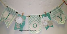 Build a Banner From Stampin'UP! - another must have holiday and party decorating product!