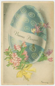 Buona Pasqua...Happy Easter...and great desserts and food too...