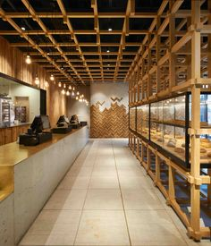 UMASSIF/WITH Sanlitun Bakery in Beijing / B.L.U.E. Architecture Studio