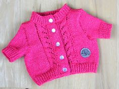monkey beans ~ American Girl doll sweater