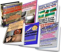 Keith. Clinton Twp, MI. US. Thank you for your order of study guides all about drywall texture finish art, tricky effects and nifty techniques you can learn onto your ceilings & walls, and hope you downloaded all the information. Your DVD is sent out and will reach you shortly. Many regards, Dale www.lookreadlearn.com