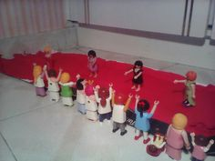 Red Carpet Playmobil