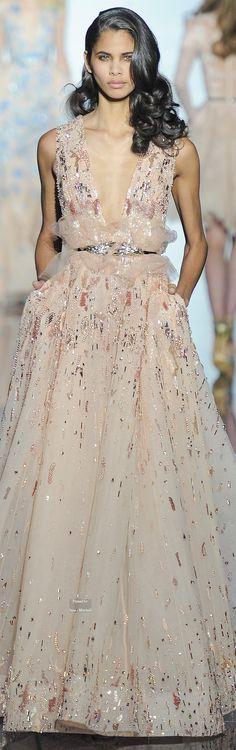 Zuhair Murad Haute Couture Spring Summer 2015 collection jαɢlαdy