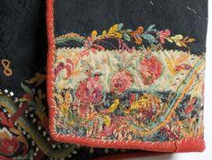 Forkle - Norsk Folkemuseum / DigitaltMuseum Hedda Gabler, Lisa, Embroidery
