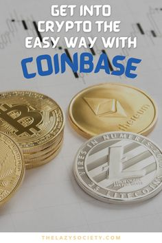 Coinbase is one of the easiest and most trusted ways for first-time buyers to start investing in Cryptocurrency. Now is the perfect to diversify your investment portfolio with future technology that's going to shape our world. Click through to see. #crypto #blockchain #invest #cryptocurrency #coinbase Investing In Cryptocurrency, Investment Portfolio, Crypto Currencies, Blockchain, Lazy, Life Hacks, Trust, Technology, Shape