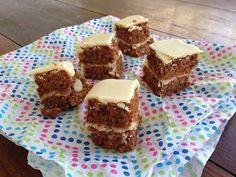 FullyRaw Carrot Cake for My Birthday! - YouTube