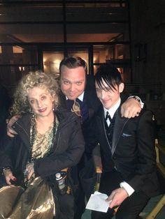 Drew Powell, Carol Kane and Robin Lord Taylor | Gotham