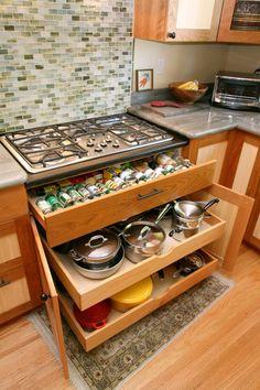 modern zen kitchen design - this alluring contemporary kitchen