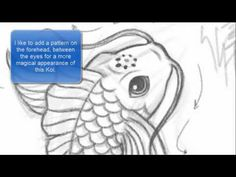 ▶ How to Draw a Koi Fish - YouTube