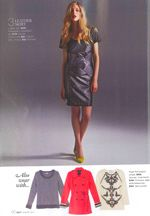Next Magazine features Hideseekers Classic Pencil Skirt  http://hideseekers.com/shop/leather/classic-pencil-skirt/