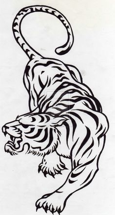 tatto tiger - Buscar con Google