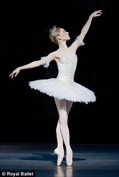 """I would like to tell the """"traditional"""" story of the Princess and the pea through ballet when the minstrel sings """"many moons ago"""" and the other reprises. Royal Ballet, Shall We Dance, Just Dance, Tumblr Ballet, Sarah Lamb, Sleeping Beauty Ballet, Ballet Dancers, Ballerinas, La Bayadere"""