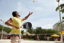 Beach Tennis in Aruba