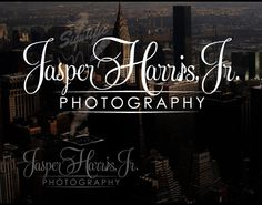Photography logo plus watermark pack photography logo by Signtific