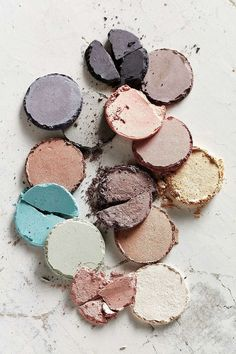 Shop UO Eyeshadow Palette at Urban Outfitters today. We carry all the latest styles, colors and brands for you to choose from right here. Kiss Makeup, Glam Makeup, Beauty Makeup, Eye Makeup, Colour Story, Color Stories, Texture Photography, Product Photography, Makeup Photography