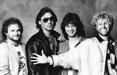 Van Halen with Sammy Hagar