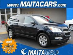 Stop By MAITA CHEVROLET In ELK GROVE Today To Test Drive Or Purchase One Of  Our Certified Chevrolet Traverse Cars!