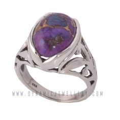 Purple copper turquoise handmade silver ring Code GSR001321 Stone Purple copper turquoise Price in US$ 10.00 Ring Size 9 US Size wholesale silver ring, silver gemstone ring, handmade silver ring, beautiful design silver ring,925 sterling silver ring, amazing look silver ring,925 silver ring, Stylish look silver ring, fantastic look silver gemstone ring, Designer look silver ring,925 silver gemstone ring
