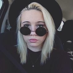 i'm trinity, but don't let my name deceave you, i have certain powers. i'm ageless and single, win my heart, i might not take yours (fc: bea miller)