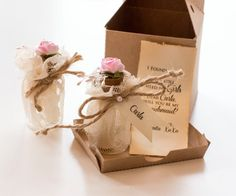Bridesmaid Gift, Will You Be My Bridesmaid Message in a Bottle, Bridal Party Anounncement, Bridesmaid Invitation, Bridal Shower