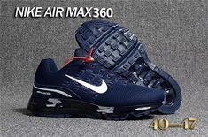 new arrivals 5bcce 43c01 Best sell Nike Air Run Flyknit Dark Blue White Men s running Basketball  shoes