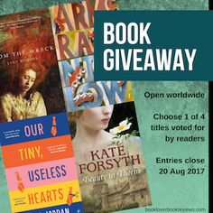 Book Giveaway: We stopped to reflect on the diverse range of high quality fiction we have read in the first half of 2017 - our Best Books of 2017 so far.