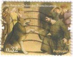 800 ANOS da ORDEM DOS FRANCISCANOS em Portugal.