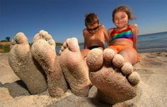 Sandspiele: Nie mehr Langeweile am Strand > Kleine Zeitung