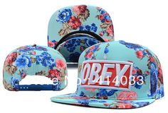 Wholesale 2013 New listings,Hip hop OBEY hat SNAPBACK adjustable bboy baseball cap flat - brimmed hat,Can mix order US $8.00