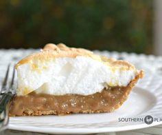Coffee Cream Pie - Tastes like coffee smells!