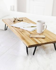 18 Ideas breakfast in bed table diy lap desk Ashley Furniture Sofas, Furniture Legs, Furniture Sale, Cane Furniture, Small Furniture, Cheap Furniture, Breakfast Bar Kitchen, Breakfast Tray, Breakfast Ideas