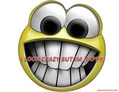 100% crazy happy!