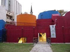 Museo del libro y la lengua - Buenos Aires, Argentina / 2011 / Clorindo Testa
