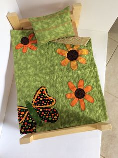 Butterfly Quilt and Pillow Set