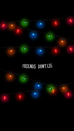 #StrangerThings #wallpaper #11 #FriendsDontLie