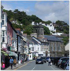 Aberdovey, Wales