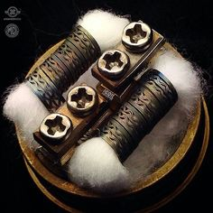 @_p_a_t_m_a_n_ -  The naked dual coil all wicked with some kah-tun beer can. #buildlife #nakedsociety #justvapor #wiregasm #coils #coilart #coilsmith #coilbuild #coilarchitect #vapedaily #atomizerwick #coilpage #vapezeppy #moderndistribution #doyouevencolorbro #vapehooligans #vapelife #vapecommunity #alambre #creativecoils #yeg #thecoilcollective ------------------------------- @thecoilcollective @vapezeppy @moderndistribution @atomizerwick