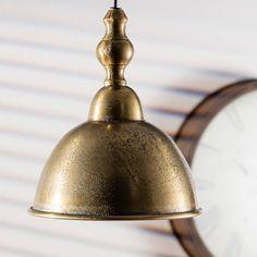 Lampa wisząca Amelia Old Gold 18cm 18cm