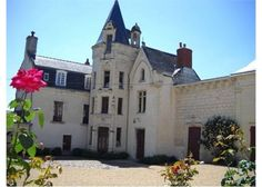 Situated in the heart of the Loire Valley this 15th century #Chateau overlooking the city and protected by its ramparts,  is preparing for its new owner. In the middle of a parkland estate of approx. 9 hectares this Chateau and its outbuildings offer multiples possibilities. Pays de la Loire, €1,664,000>> #France #Castle