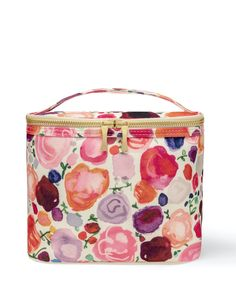 Marshmallow Lunch Picnic Bag Ice Keep School Outdoor Multifunctional Hand Bag Pattern A