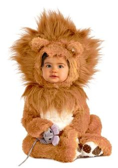Buy: $16.77 - $34.80 Our Costume Shop.com for all your Costume Needs, prices you can afford and Fast Shipping.: Baby and Infant: Rubies Costume Infant Noah Ark Lion Cub Romper