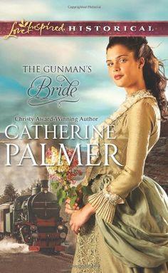 The Gunman's Bride (Love Inspired Historical) by Catherine Palmer http://smile.amazon.com/dp/0373828519/ref=cm_sw_r_pi_dp_9xWoub1ZZVHGF